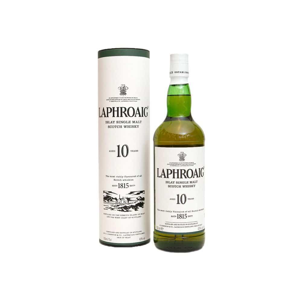 Prvotřídní whiskey ze Skotska.