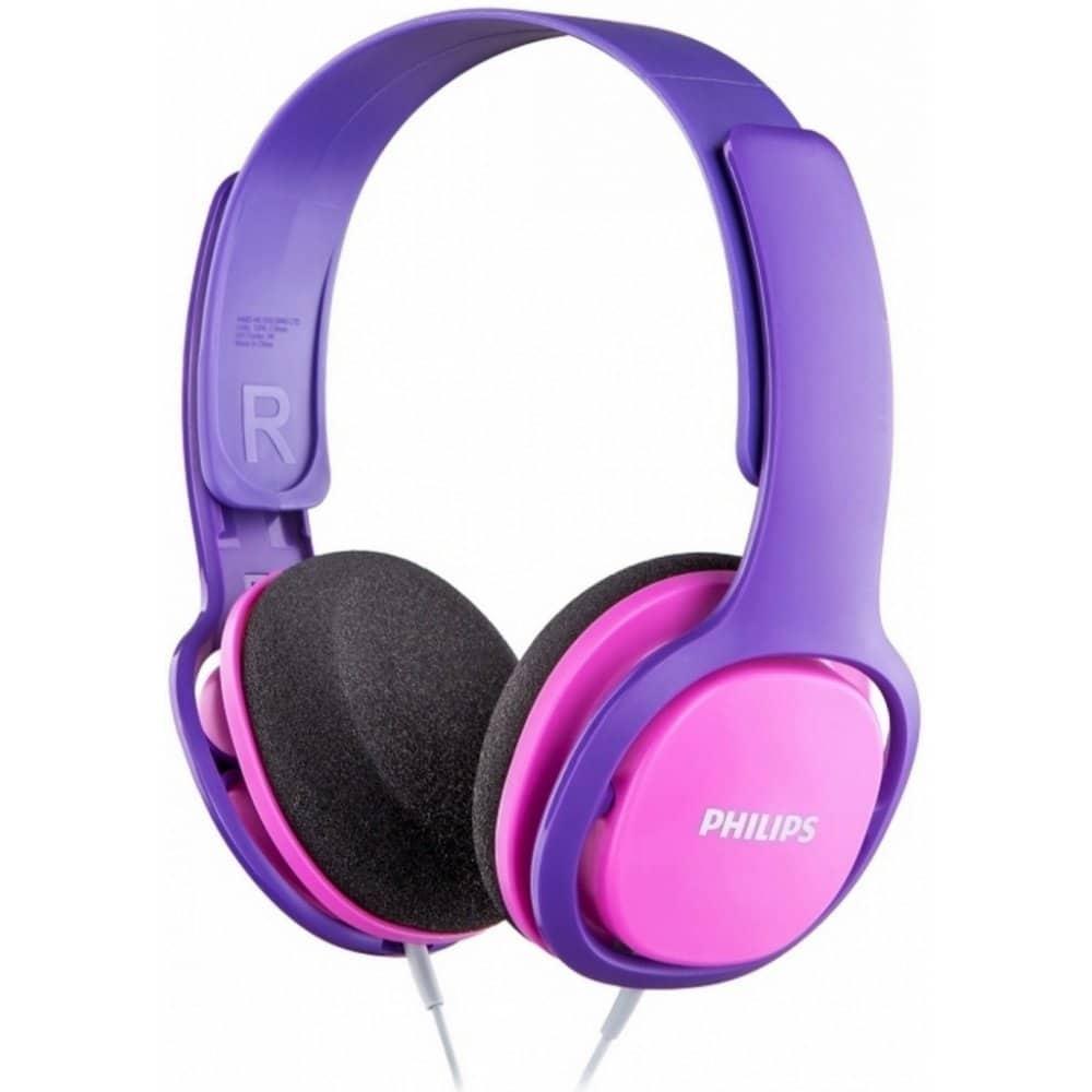 Sluchátka Philips nejen na poslech hudby.