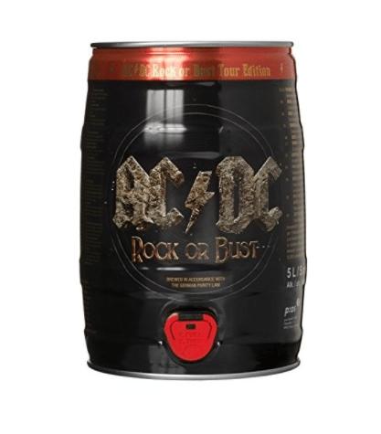 AC_DC Beer plech soudek 5l