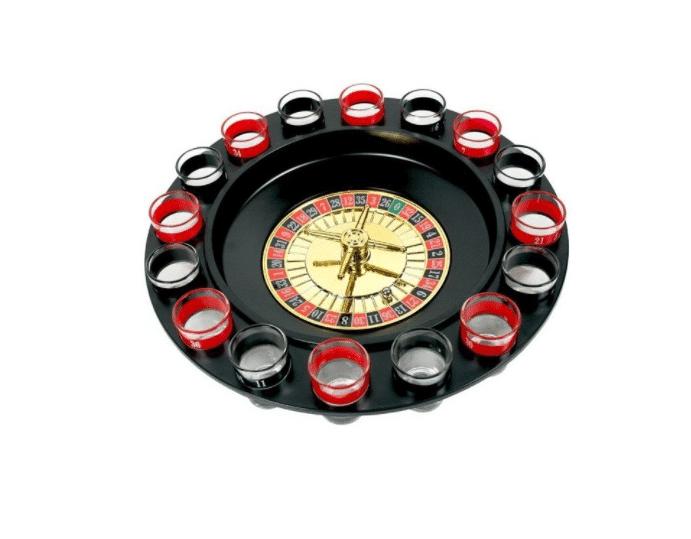 Alkoholová ruleta Černá