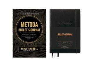 Carroll Ryder, Metoda Bullet Journal + zápisník