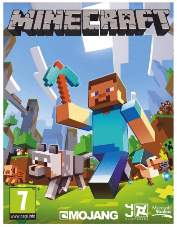 Počítačová hra Minecraft