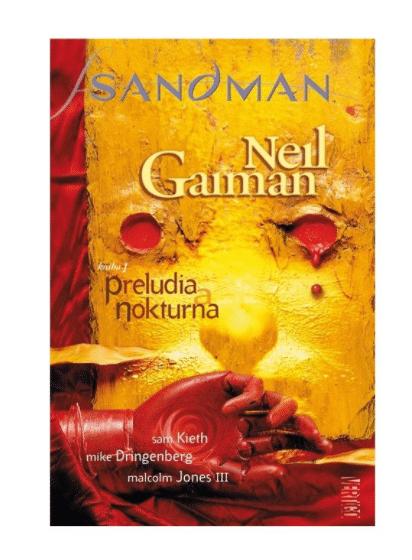 Sandman 1 - Preludia a Nokturna