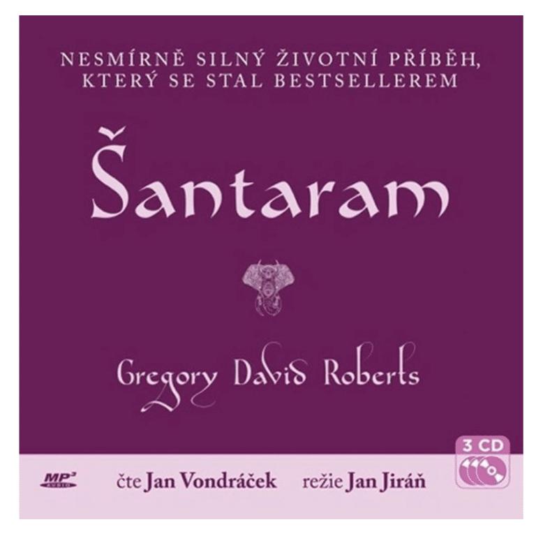 Šantaram - Gregory David Roberts