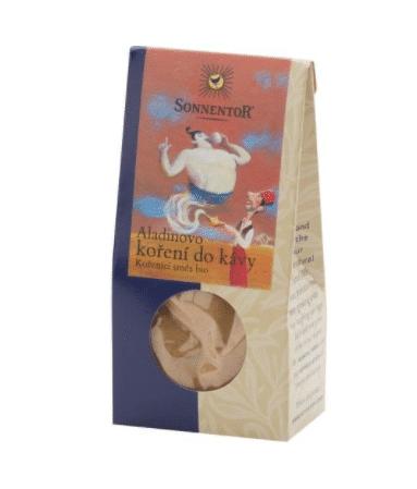 Sonnentor Aladinovo koření do kávy 25g