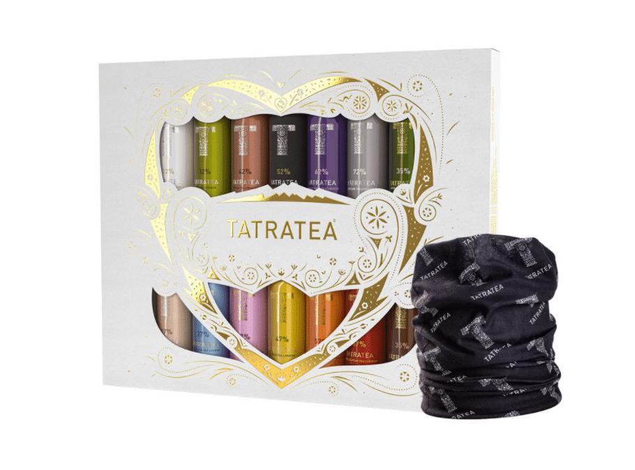 Tatratea mix IV. 14 x 0,04 l (set)