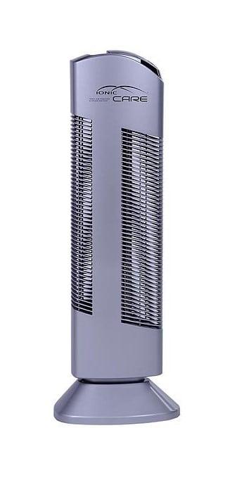 Stříbrný čistič a zvlhčovač vzduchu.