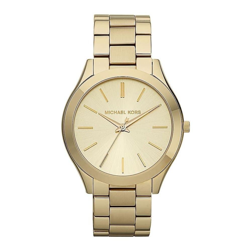 Dámské hodinky značky Michael Kors.