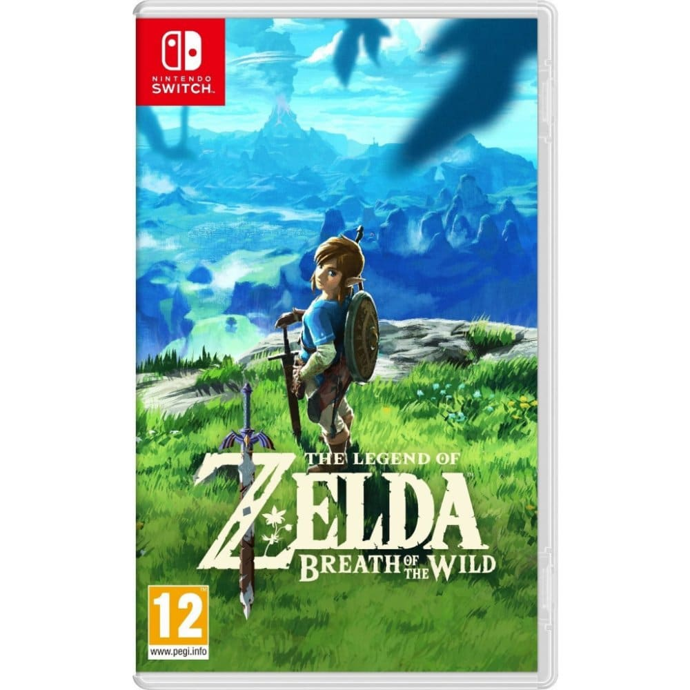 Hra pro Nintendo Switch.