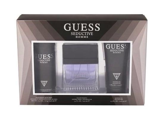 Dárková sada pro pány značky Guess.