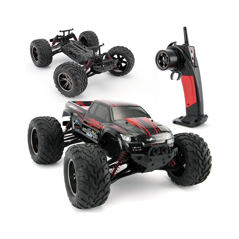 RC model auta na ovládání.