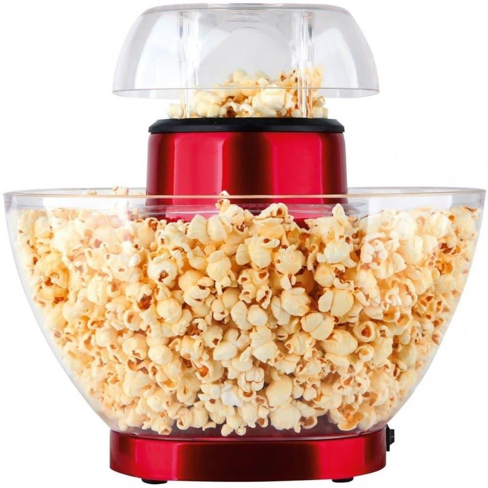 Výrobník popcornu v pohodlí domova.